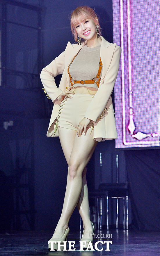 [Pストーリー]Secret ヒョソン、韓国最強のセクシーアイドル!
