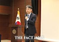 キム・チャンス統一部長官 政策補佐官、「韓半島の未来は我々の手で」